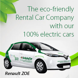Eco-friendly car hire